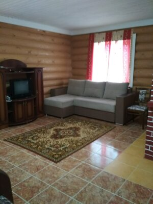Дом, 72 кв.м. на 9 человек, 3 спальни, Бутковичи, ул Приозерная, 1, Луга - Фотография 1