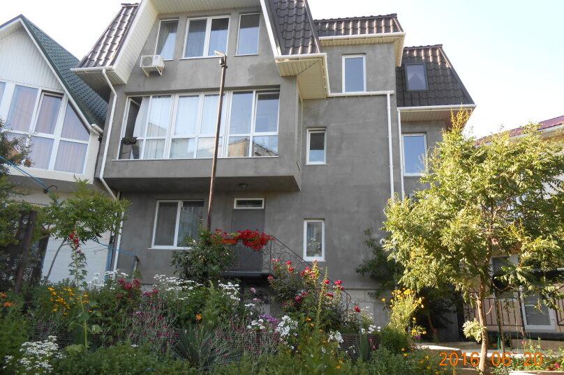 1-комн. квартира, 45 кв.м. на 4 человека, Солнечный переулок, 16, Судак - Фотография 6
