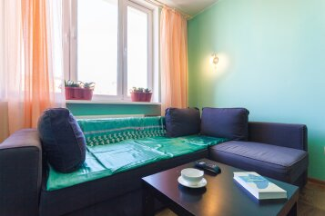 1-комн. квартира, 43 кв.м. на 4 человека, проспект Маршала Блюхера, 9к1, Санкт-Петербург - Фотография 2