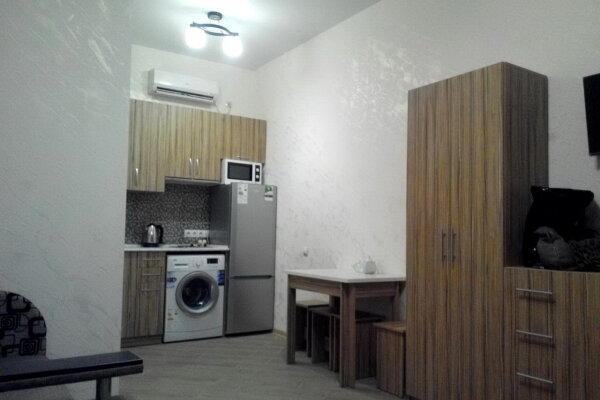 1-комн. квартира, 21 кв.м. на 3 человека, Аллея дружбы, 14к21, Евпатория - Фотография 1