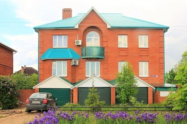 Дом на ЧМ 2018, 517 кв.м. на 20 человек, 5 спален, Весенняя улица, 66, Самара - Фотография 1