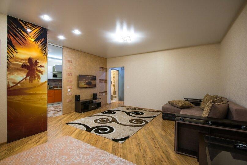 1-комн. квартира, 55 кв.м. на 6 человек, Карасунская улица, 184, Краснодар - Фотография 2