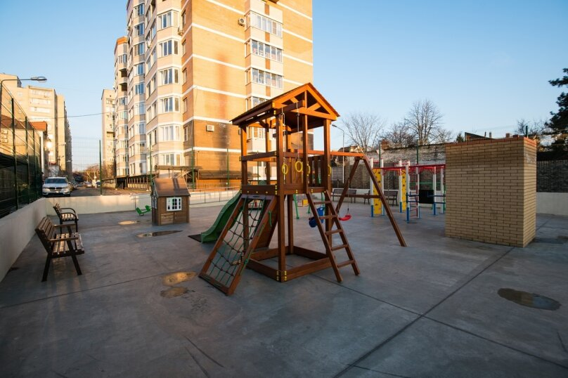 1-комн. квартира, 55 кв.м. на 6 человек, Карасунская улица, 184, Краснодар - Фотография 17
