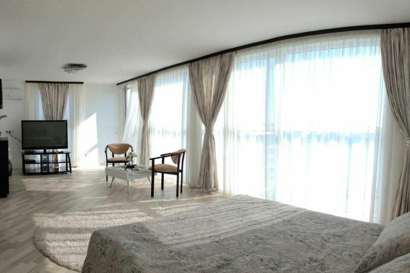 Дом, 120 кв.м. на 6 человек, 2 спальни, Качинское шоссе, 35/46, посёлок Орловка, Севастополь - Фотография 12