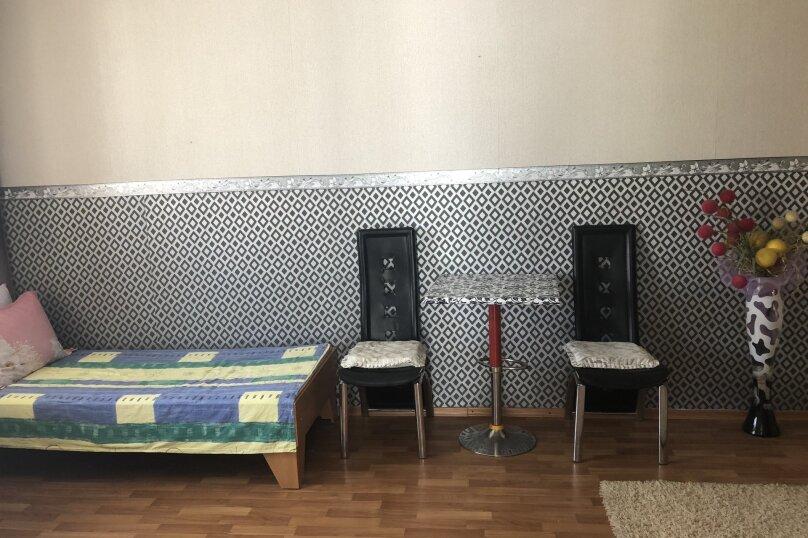 Коттедж 1, 50 кв.м. на 6 человек, 1 спальня, ул.Луговая, 12-а, Черноморское - Фотография 17