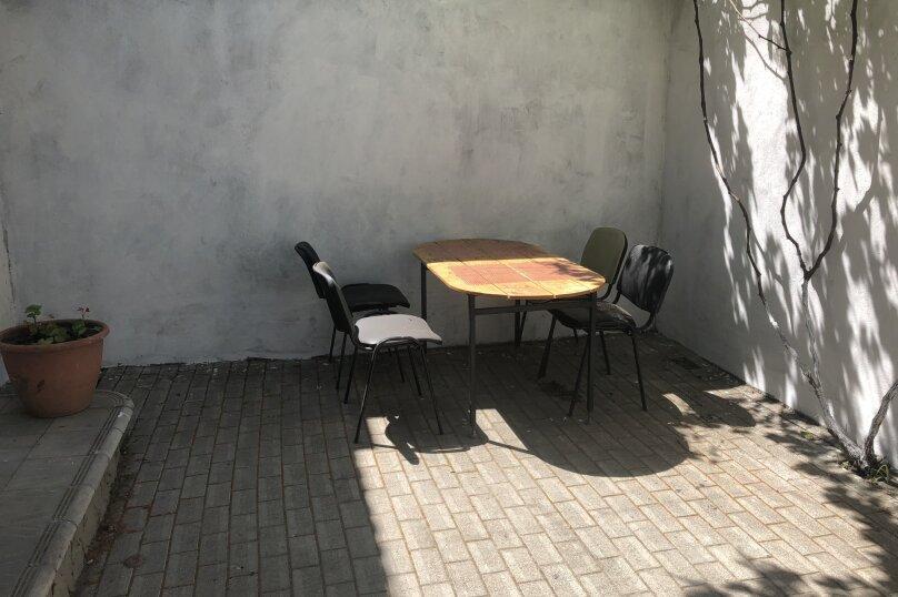 Коттедж 1, 50 кв.м. на 6 человек, 1 спальня, ул.Луговая, 12-а, Черноморское - Фотография 27