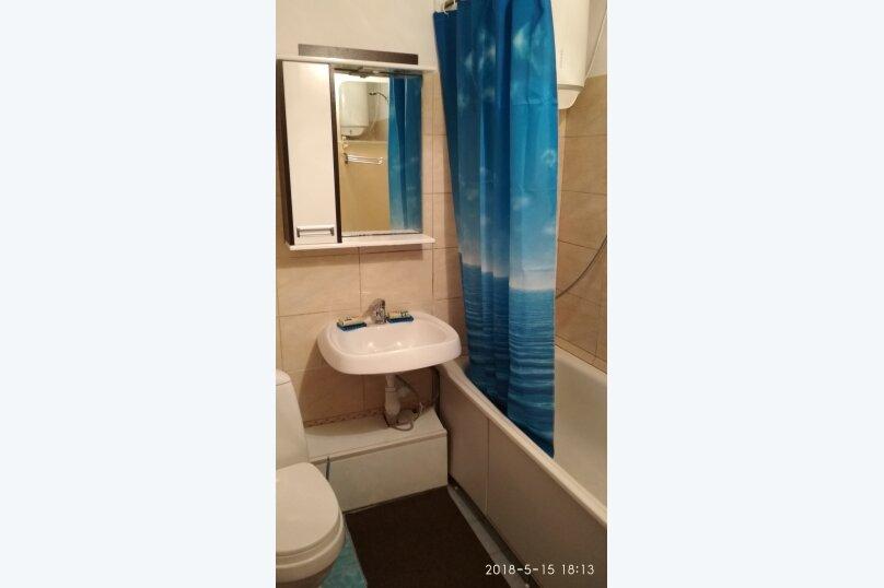 1-комн. квартира, 35 кв.м. на 5 человек, улица Ленина, 123А, Коктебель - Фотография 3