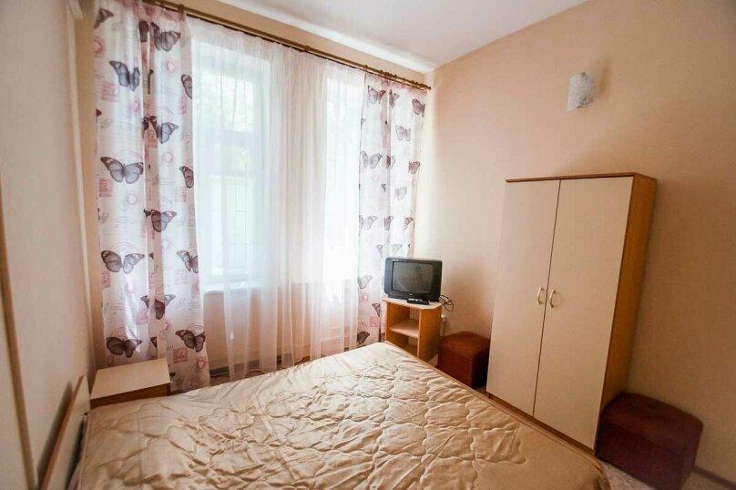 CТАНДАРТ - Блок с 2-х спальной кроватью Корпус 3, бульвар Старшинова, 1, Феодосия - Фотография 1