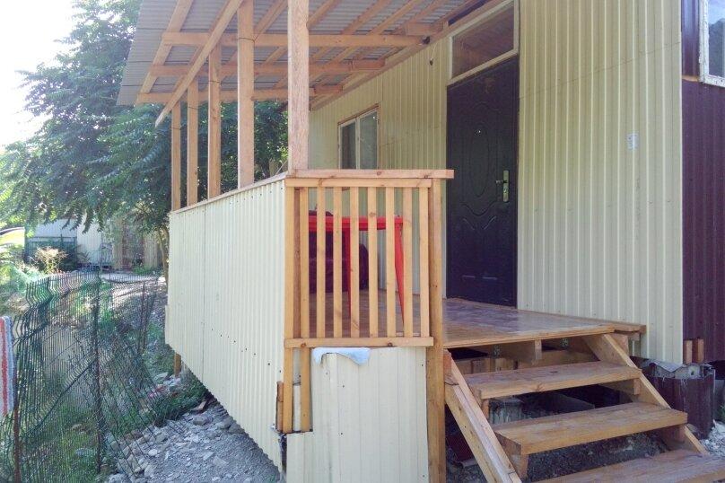 Дом, 25 кв.м. на 4 человека, 1 спальня, Весёлая улица, 9, Бетта - Фотография 1