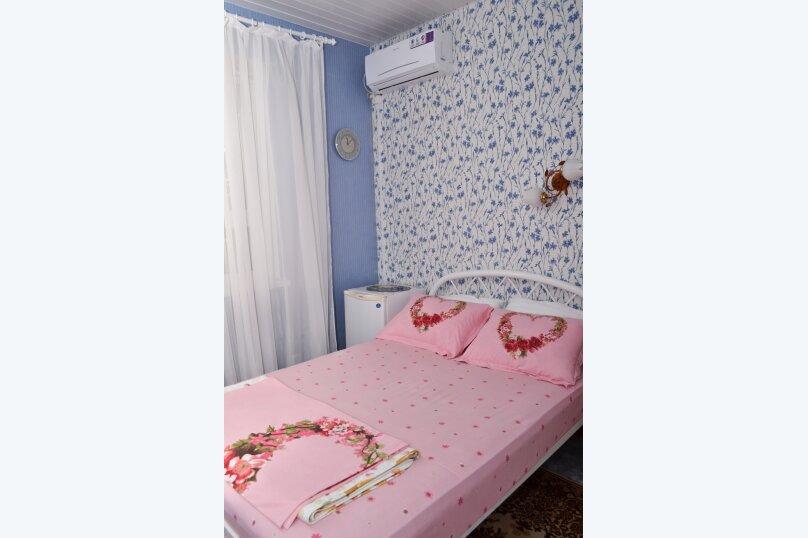 2х-местный номер, переулок Серова, 2Б, Коктебель - Фотография 1
