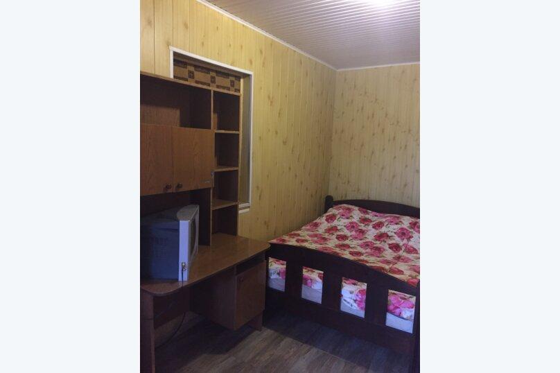Трехместный люкс 2, улица Комарова, 17, Витязево - Фотография 1