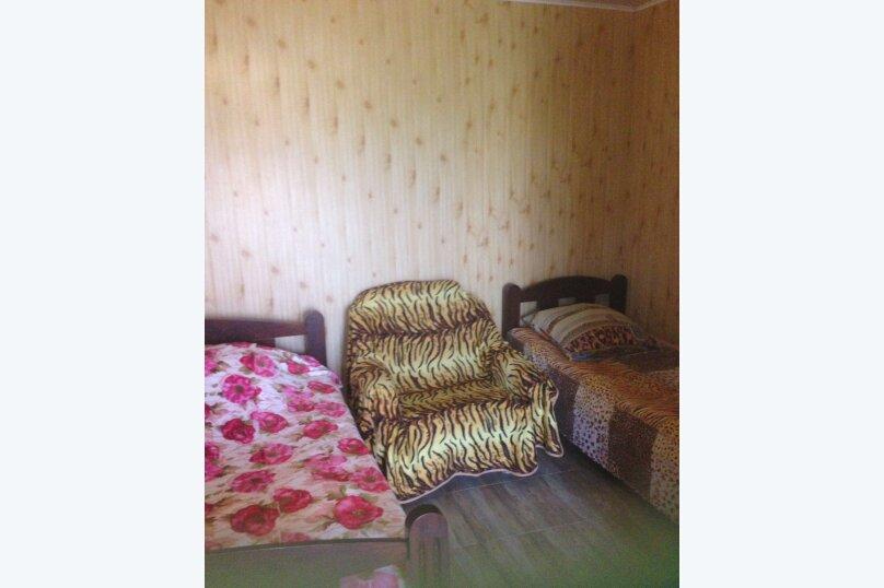 Трехместный люкс 2, улица Комарова, 17, Витязево - Фотография 7