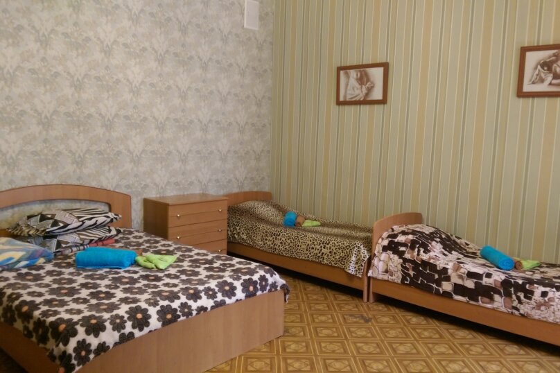 1-комн. квартира, 37 кв.м. на 4 человека, улица Горького, 5, Алушта - Фотография 10