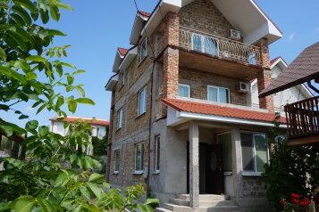 Дом под ключ для большой компании 8-12 человек, 150 кв.м. на 12 человек, 4 спальни, улица Шершнёва, 20, Коктебель - Фотография 2