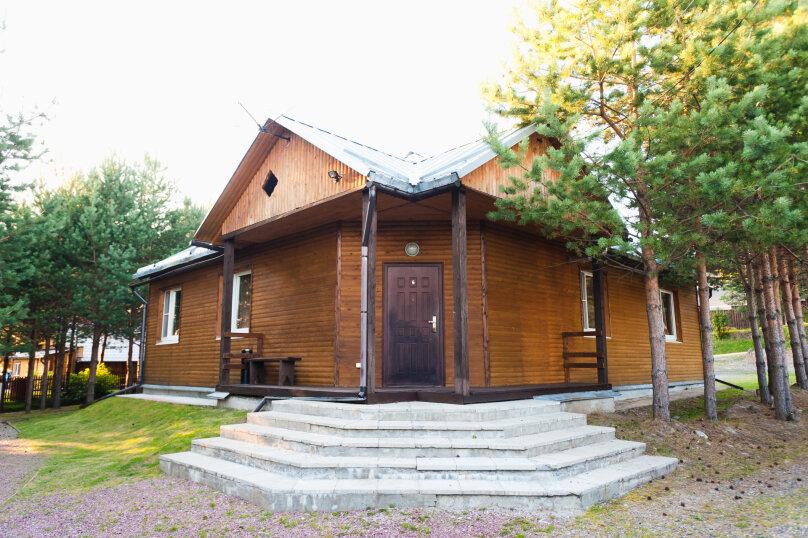 Четырехместный таунхаус-люкс с камином, Биричева, 11, Петрозаводск - Фотография 1