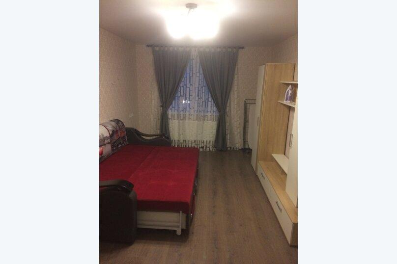 1-комн. квартира, 37 кв.м. на 4 человека, Евгения Золотухина, 30, Самара - Фотография 8