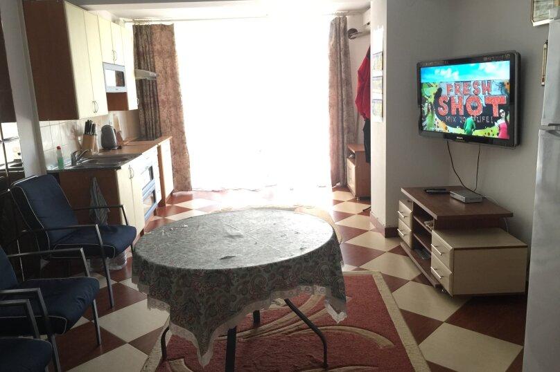2-комн. квартира, 70 кв.м. на 4 человека, Кипарисная, 75-В, Береговое (Кастрополь), Ялта - Фотография 4