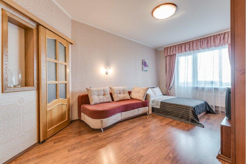 1-комн. квартира, 48 кв.м. на 4 человека, Гражданский проспект, 36, Санкт-Петербург - Фотография 3