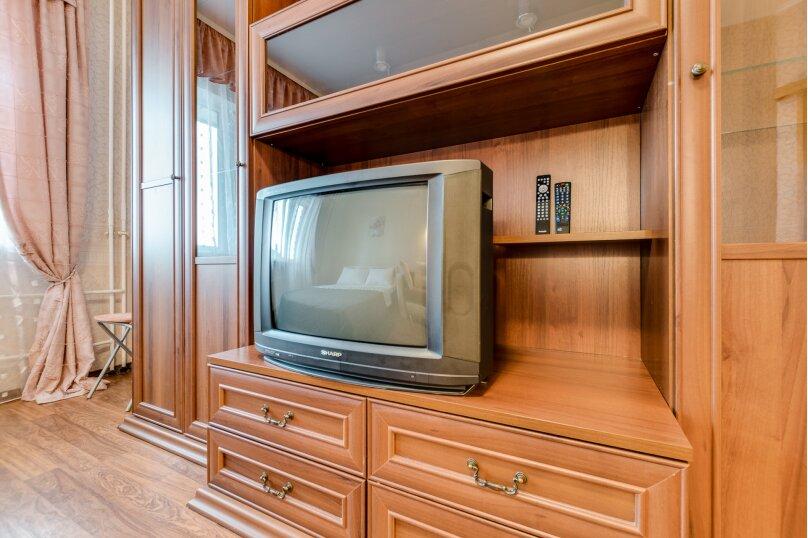 1-комн. квартира, 48 кв.м. на 4 человека, Гражданский проспект, 36, Санкт-Петербург - Фотография 8