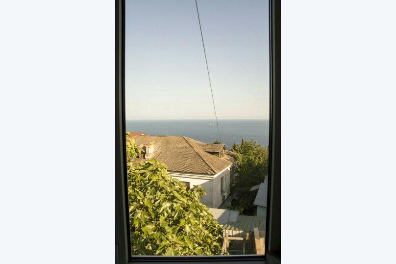 Номер с видом на море, улица Ленина, 5, Алупка - Фотография 2