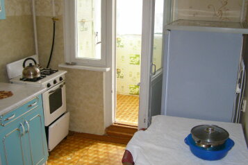 1-комн. квартира, 40 кв.м. на 4 человека, Яблоневая улица, 7, Судак - Фотография 2