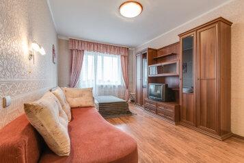 1-комн. квартира, 48 кв.м. на 4 человека, Гражданский проспект, 36, Санкт-Петербург - Фотография 2