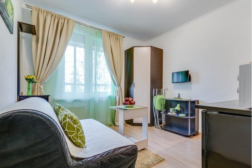 1-комн. квартира, 18 кв.м. на 2 человека, проспект Энергетиков, 9к6, Санкт-Петербург - Фотография 1