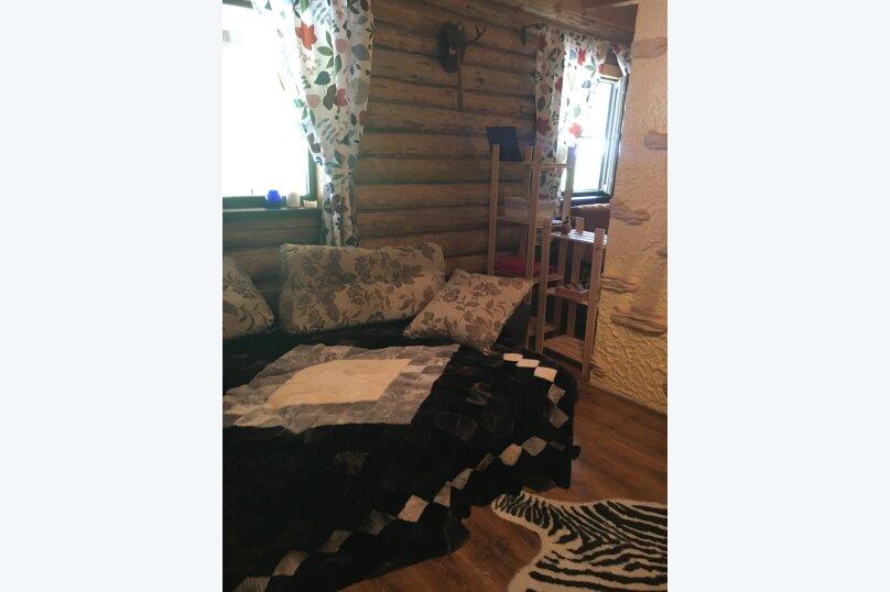 """Дом, 120 кв.м. на 4 человека, 1 спальня, ул. Солнечная,ТО """"Чайка"""", 1, Бетта - Фотография 6"""