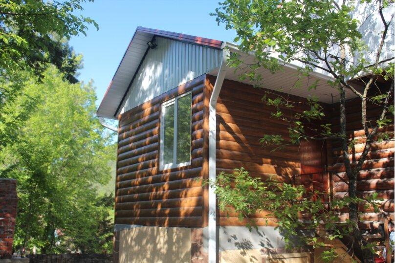 """Дом, 120 кв.м. на 4 человека, 1 спальня, ул. Солнечная,ТО """"Чайка"""", 1, Бетта - Фотография 7"""