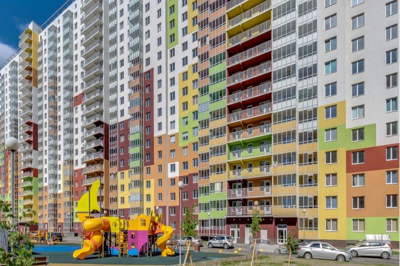 1-комн. квартира, 18 кв.м. на 2 человека, проспект Энергетиков, 9к6, Санкт-Петербург - Фотография 22
