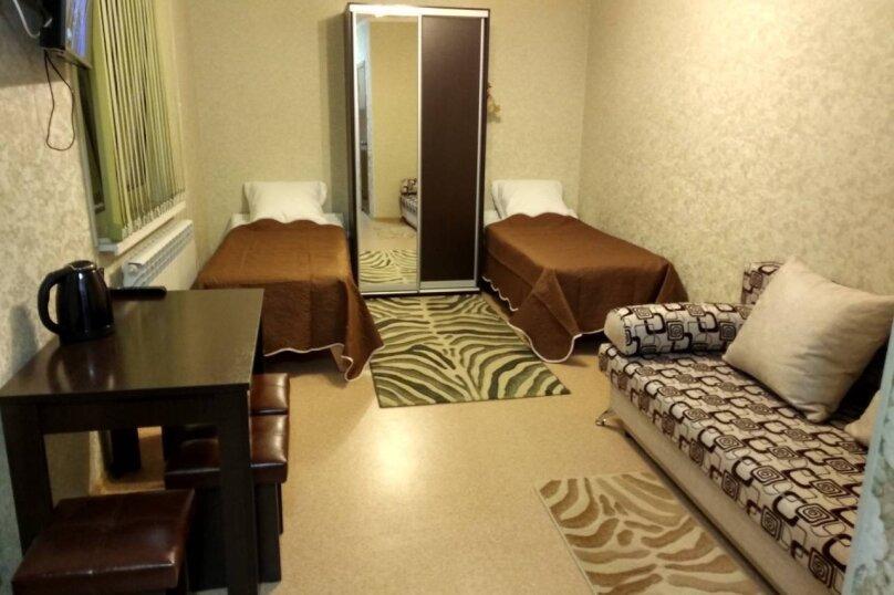1-комн. квартира, 20 кв.м. на 3 человека, улица Тучина, 18, Евпатория - Фотография 1