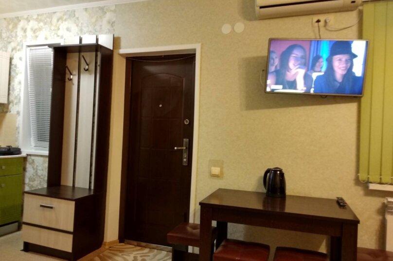 1-комн. квартира, 20 кв.м. на 3 человека, улица Тучина, 18, Евпатория - Фотография 6