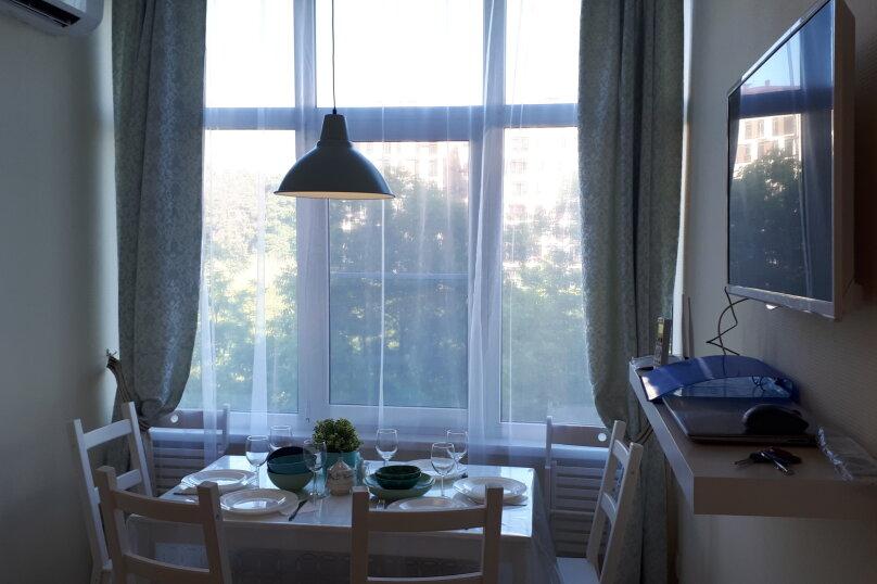 1-комн. квартира, 38 кв.м. на 5 человек, Нагорный тупик, 13А, Адлер - Фотография 8