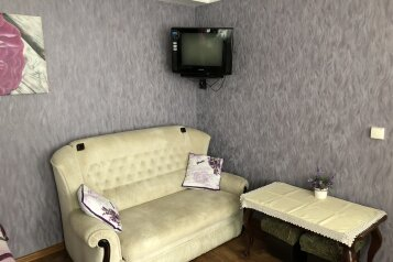 1-комн. квартира, 36 кв.м. на 4 человека, улица Подвойского, 38, Гурзуф - Фотография 3