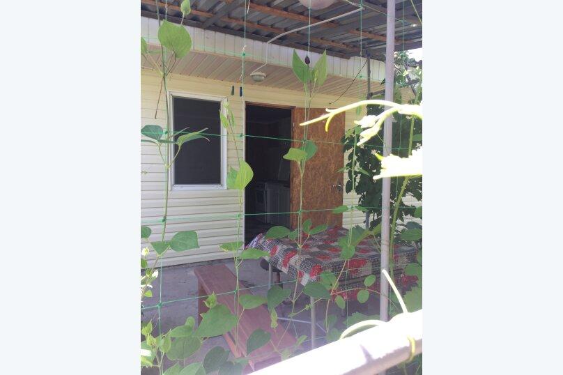 Уютный домик для эконом-отдыха в тихом спальном месте, 36 кв.м. на 5 человек, 2 спальни, улица Чапаева, 13, поселок Приморский, Феодосия - Фотография 9