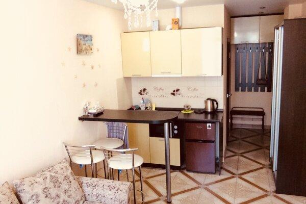 1-комн. квартира, 27 кв.м. на 3 человека, улица Чкалова, 13, Адлер - Фотография 1