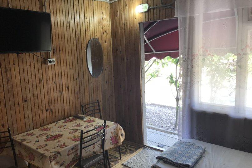 Эконом 1, 20 кв.м. на 3 человека, 1 спальня, улица Победы, 150, Ейск - Фотография 11