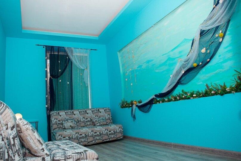 2-комн. квартира, 60 кв.м. на 5 человек, Большая Морская улица, 15, Севастополь - Фотография 3