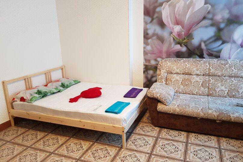 2-комн. квартира, 70 кв.м. на 10 человек, Гвардейская улица, 59А, Казань - Фотография 23