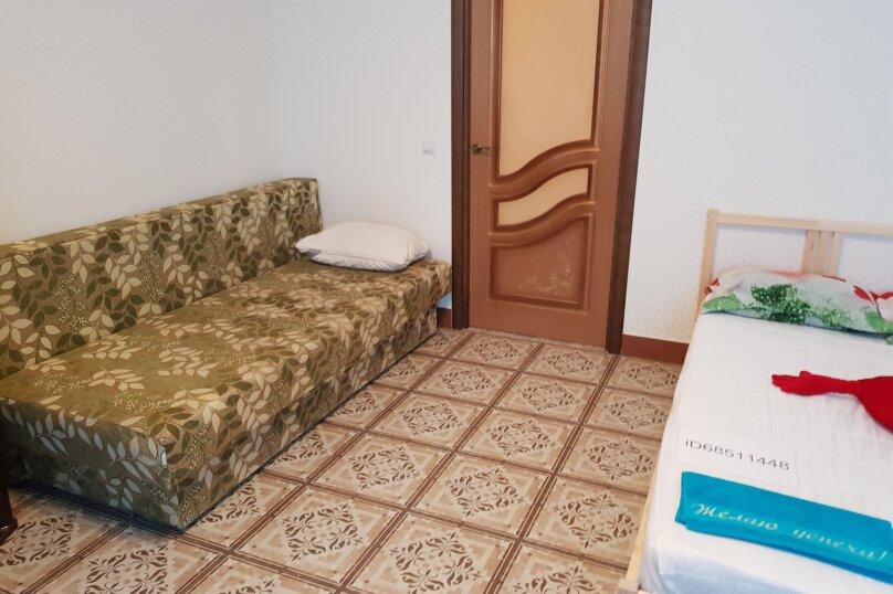 2-комн. квартира, 70 кв.м. на 10 человек, Гвардейская улица, 59А, Казань - Фотография 27