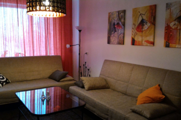 2-комн. квартира, 60 кв.м. на 6 человек, Микрорайон Парус, Геленджик - Фотография 1