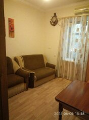 2-комн. квартира, 35 кв.м. на 4 человека, улица Строителей, Гурзуф - Фотография 4