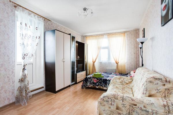 2-комн. квартира, 68 кв.м. на 6 человек, Совхозная улица, 18, Химки - Фотография 1