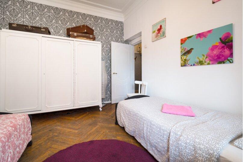 2-комн. квартира, 52 кв.м. на 6 человек, Житная улица, 10, Москва - Фотография 18