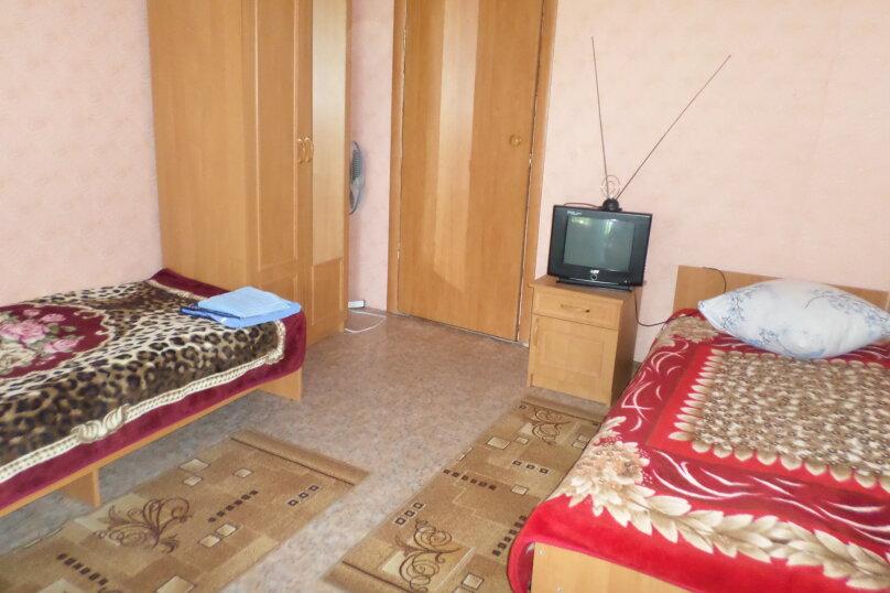 Стандарт двухместный, улица Гагарина, 20, Береговое, Феодосия - Фотография 1