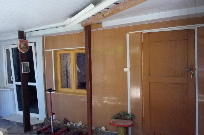 Дачный дом, 23 кв.м. на 5 человек, 2 спальни, Тенистая улица, 19, Даниловка - Фотография 17