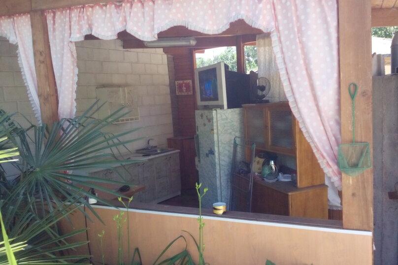 Дачный дом, 23 кв.м. на 5 человек, 2 спальни, Тенистая улица, 19, Даниловка - Фотография 19