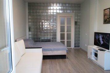 1-комн. квартира, 40 кв.м. на 4 человека, Параллельная улица, Завокзальный район, Сочи - Фотография 1