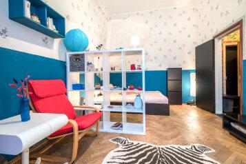 1-комн. квартира, 35 кв.м. на 4 человека, Яковоапостольский переулок, Москва - Фотография 1