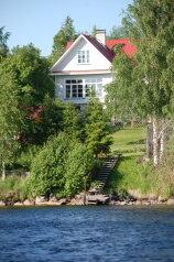 Дом, 90 кв.м. на 6 человек, 3 спальни, поселок Машезеро, 14, Петрозаводск - Фотография 1